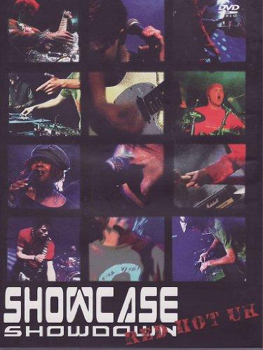 The Best Of Showcase TV: Showcase Showdown - Red Hot UK [DVD] [2004]