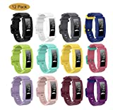Best Fitbit For Kids - Bolesi Compatible Silicone Bands for Fitbit ace 2,Water Review