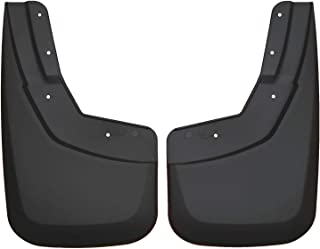 Husky Liners Custom Fit Front Mudguard for Select Jeep Grand Cherokee Models - Pack of 2 (Black)