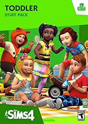 The Sims 4 - Toddler Stuff [Online Game Code]