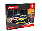 Ninco 91015 WRC GT Modena Circuit Slot 1:43 Scale with Bridge and Looping 5m Cars with Lights