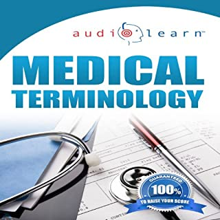 Audio Learn: 2012 Medical Terminology audiobook cover art