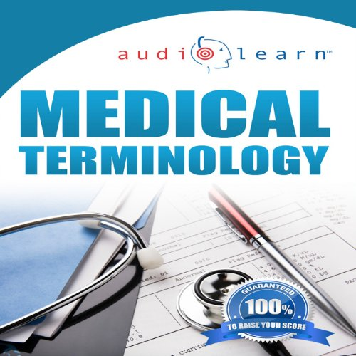 Audio Learn: 2012 Medical Terminology cover art