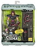 G.I. Joe 8 Inch Sigma 6 Commando Zartan Cobra Mercenary