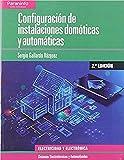 Configuración de instalaciones domóticas y automáticas 2.ª edición