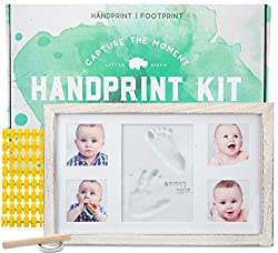 Best Mother's Day Gifts on Amazon - handprint kit