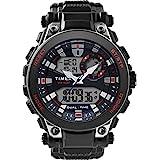 Timex Mens Analogue-Digital Quartz Watch with Resin Strap TW5M30800