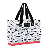SCOUT Uptown Girl Medium Multi-Pocket Tote Bag for...