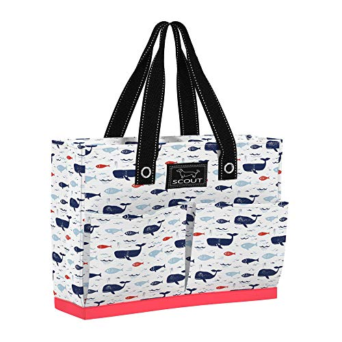 SCOUT Uptown Girl Tote, Medium Tote Bag for Women, Lightweight Utility Tote Bag with Pockets and...