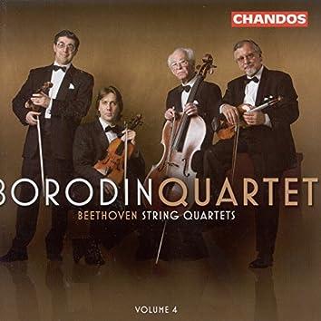 Beethoven: String Quartets, Vol. 4
