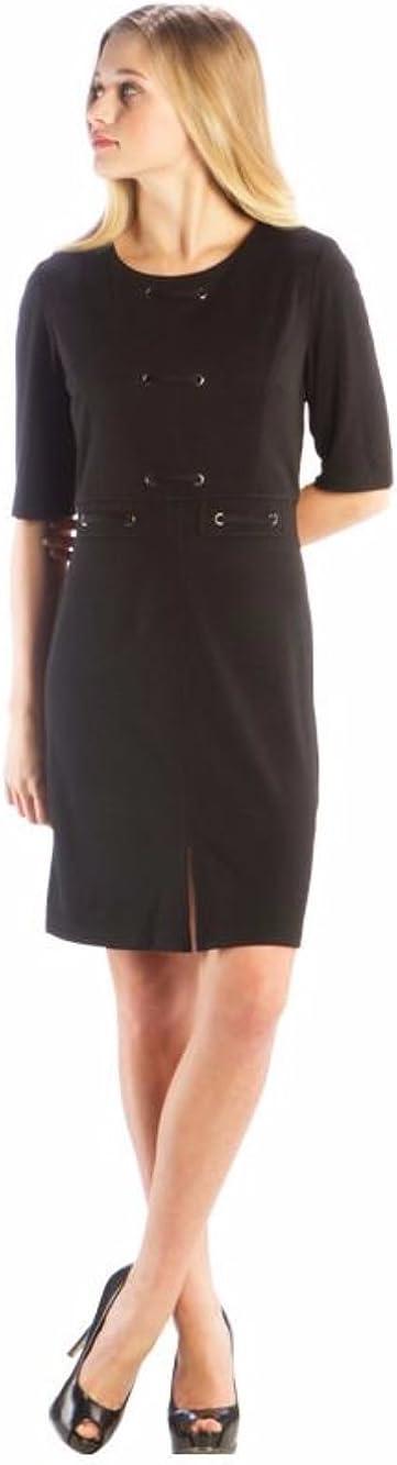 Neesha Laced Grommet Dress