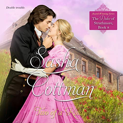 Two of a Kind: A Runaway Bride Romance cover art