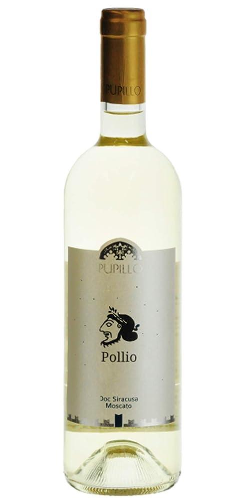 サークル黒板変わるポリオ(Pollio) イタリア?シチリア (白) 【直輸入】