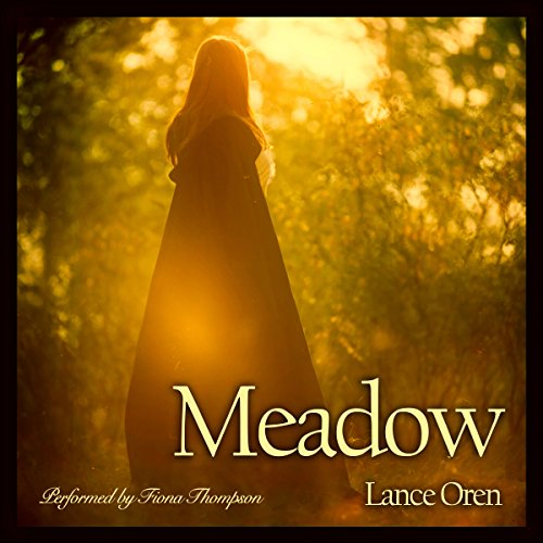 Meadow audiobook cover art