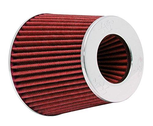 K & N rg-1001rd-l universal de filtro para cromo Coche y Moto