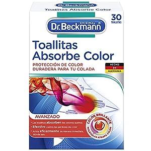 Dr. Beckmann Toallitas anti desteñidos 30 Toallitas
