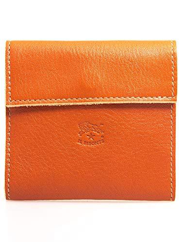 [イルビゾンテ] IL BISONTE 三つ折り財布 キャラメル C0455 P 145 CARAMEL [並行輸入品]