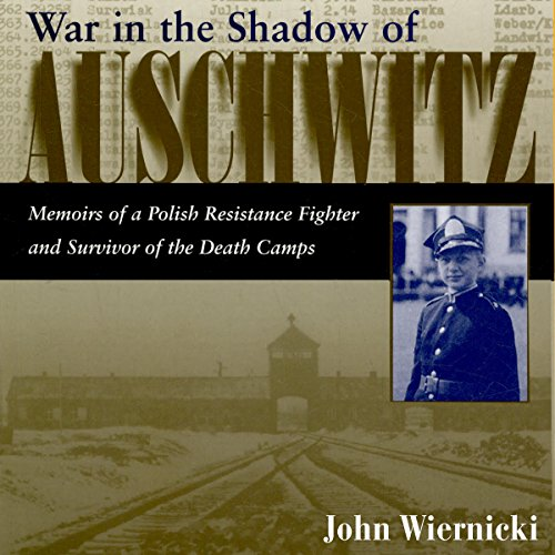 War in the Shadow of Auschwitz audiobook cover art