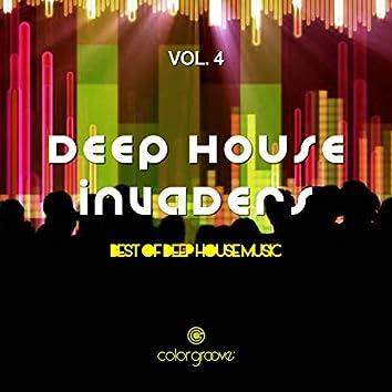 Deep House Invaders, Vol. 4 (Best Of Deep House Music)