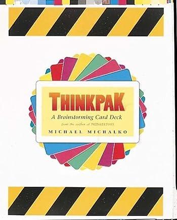Thinkpak by Michael Michalko (1994-09-06)