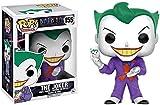 zzj Pop! DC Comics: Batman Animated BTAS Joker Figura de Vinilo Coleccionable de la Serie Toy Movie...
