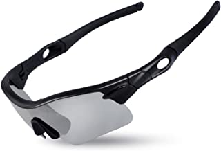 featured product ICOCOPRO Polarized Sports Sunglasses Men & Women UV 400 Protection Sunglasses for Cycling Fishing Golf Hiking Unbreakable Superlight Frame - 4 Colors