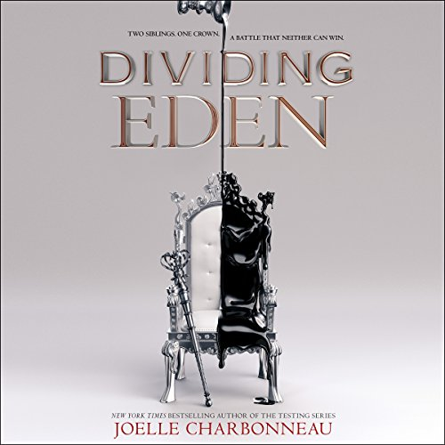Dividing Eden audiobook cover art