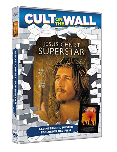 Jesus Christ Superstar - Cult On The Wall (Dvd + Poster)