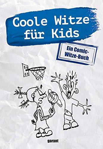 Coole Witze für Kids - Comic
