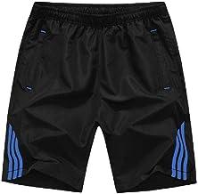 2020 Shorts elásticos de Cuatro Lados para Hombres Pantalones de Verano para Hombres Pantalones Deportivos de Talla Grande Pantalones de Cinco Puntos Pantalones de Medio Hombre