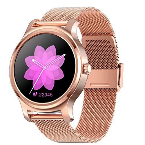 ZYDZ R2 Pedómetro Smart Watch Fitness Tracker Monitor De Ritmo Cardíaco Bluetooth Respuesta Dial Llamada Smartwatch Teléfono,C