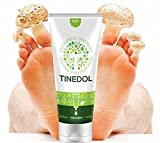 Russian Tinedol cream for skin legs against nail fungus and smell