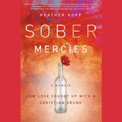Sober Mercies audiobook cover art