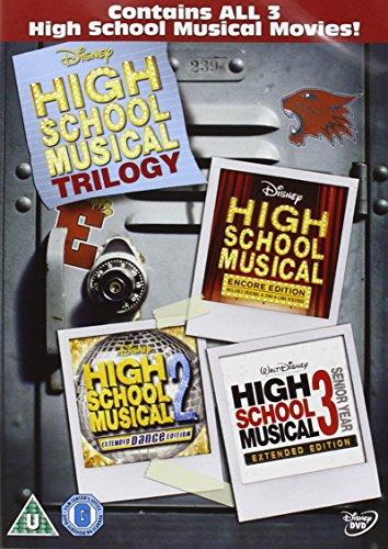 High School Musical 1-3 [DVD]