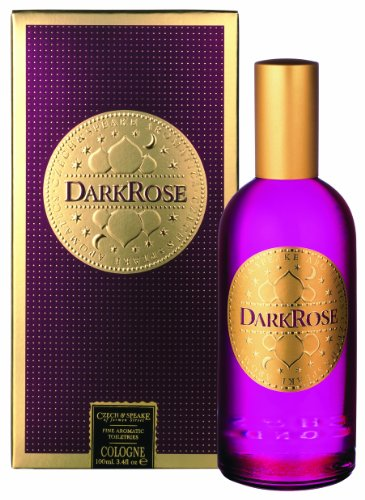 Czech & Speake Czech & Sp Dark Rose EDC en vaporisateur 100 ml, 1er Pack (1 x 100 ml)