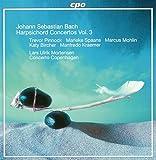 Bach: Harpsichord Concertos 3 (2 CD)