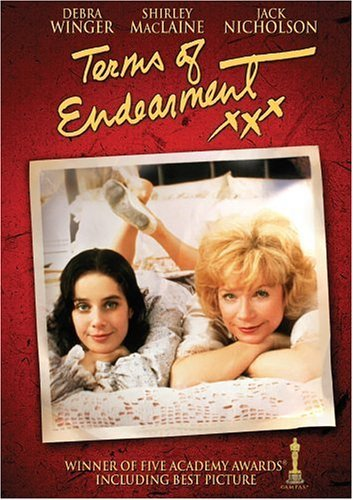 Terms of Endearment by Shirley MacLaine