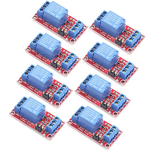 Youngneer 12v Relay Board Relay Module 1 Channel Opto-Isolated High or...