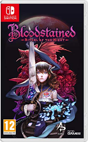 Bloodstained: Ritual of the Night - Nintendo Switch [Importación inglesa]