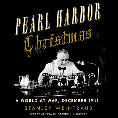 Pearl Harbor Christmas audiobook cover art