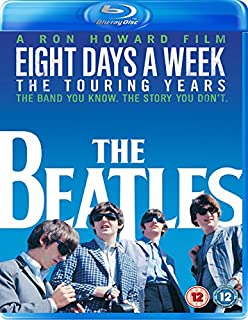 The Beatles: Eight Days a Week - The Touring Years [Blu-ray] [2016] (B01LTHLQ0A) | Amazon price tracker / tracking, Amazon price history charts, Amazon price watches, Amazon price drop alerts