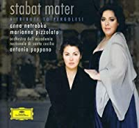 Stabat Mater - A Tribute to Pergolesi by Anna Netrebko (2011-04-26)