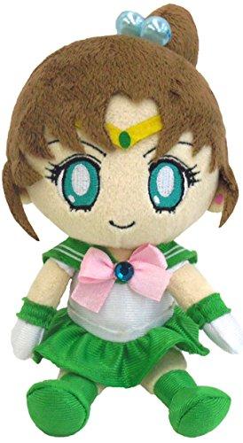 Bandai Sailor Moon Mini Peluche Coussin Sailor Jupiter
