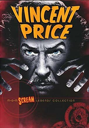 Vincent Price: MGM Scream Legends Collection: (The Abominable Dr. Phibes / Tales of Terror / Theater of Blood / Madhouse / Witchfinder General / and more)