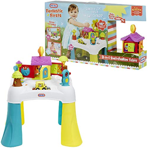 Little Tikes 646928E4C Fantastic First Switcheroo Speeltafel, Veelkleurig