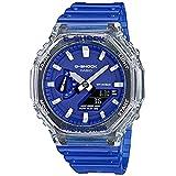 [カシオ] 腕時計 ジーショック カーボンコアガード構造 GA-2100HC-2AJF メンズ パープル