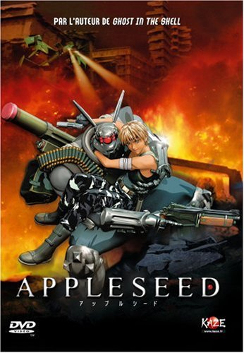 Appleseed-Collector [Édition lenticulaire]