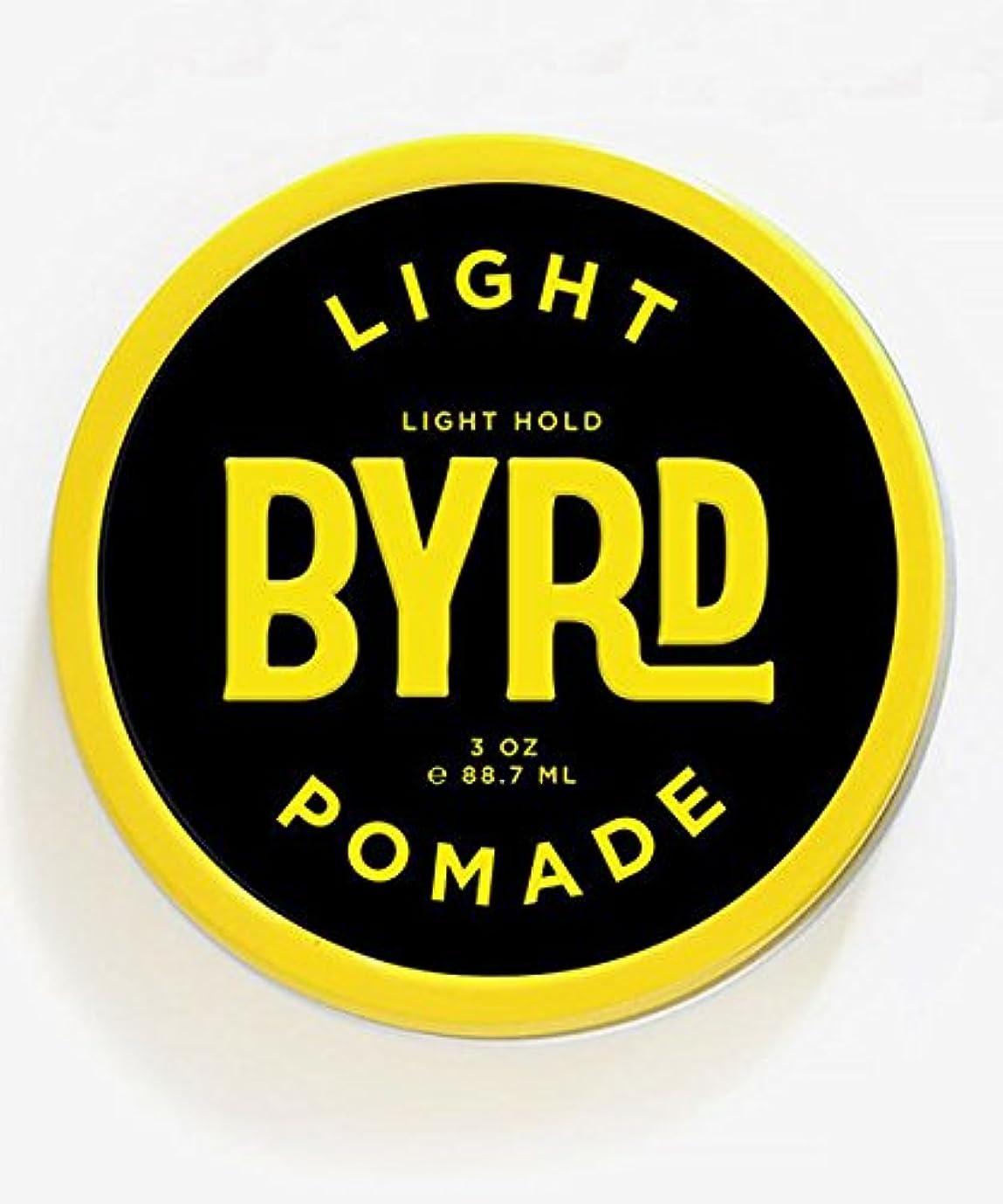 に付ける冷蔵庫カメBYRD(バード) ライトポマード 85g