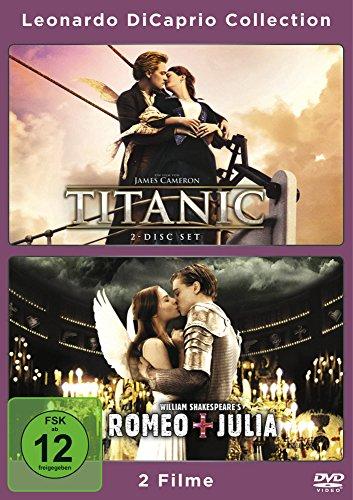 Titanic / William Shakespeares Romeo und Julia [3 DVDs]