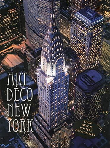 Art déco New York: Avec 8 posters détachables
